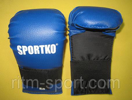 Накладки (перчатки) для карате Sportko, фото 2