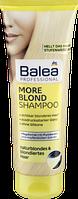 Профессиональный шампунь  Balea Shampoo Professional More Blond больше блонда