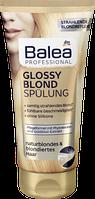 Профессиональный бальзам блеск светлых волос Balea Glossy Blond Shampoo Professional