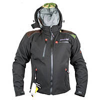 Куртка текстильная Atrox Soft Shell Camo, M, фото 1