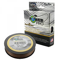 Шнур Power Pro Super  8  Slick Timber Brown 135 m 0.23, 17