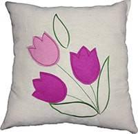 Декоративные подушки к 8 марта