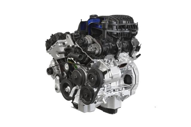 Детали двигателя Dodge Caravan (Додж Караван)