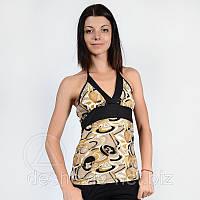 Недорогая туника для женщин 2017 Арт.906-11 купить туники, платья оптом