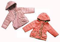 Куртки,парки,ветровки для девочек Весна/Осень