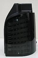 Volkswagen T5 оптика задняя хром тонированная LED tube