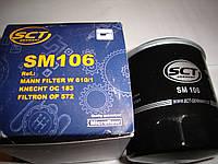 Масляный фильтр SCT SM 106 Daihatsu, Toyota, Suzuki, Nissan