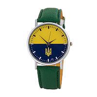 Часы унисекс Арт.UK-001green