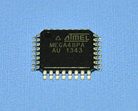 Микросхема ATmega48PA-АU  TQFP32  Atmel