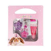 Набор блесков для маленькой принцессы Kids Pink and Purple Lip Gloss