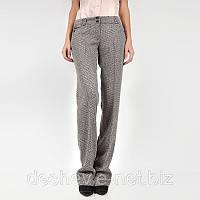 Модные женские брюки 2017 коттон Арт.0399-bv купить женские брюки оптом недорого