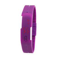 Часы женские Пурпура пурпурного цвета Арт.RUN01purple