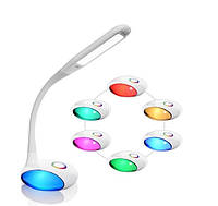 Светодиодная настольная лампа MAGIC COLORFUL RGB Q8