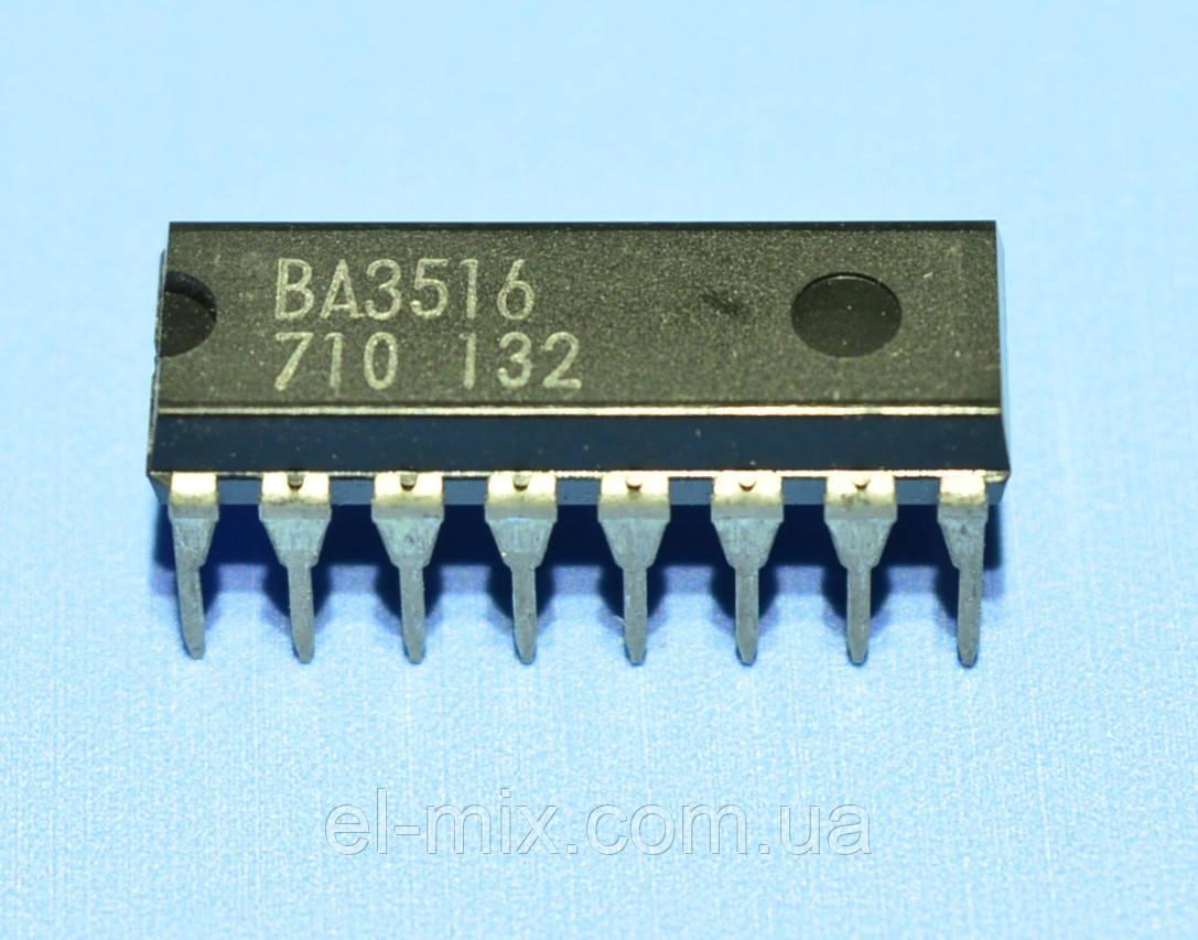 Микросхема BA3516  Rohm