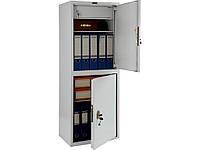 Шкаф бухгалтерский SL-125/2T (ВхШхГ-1252х460х340)