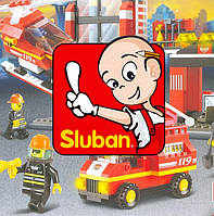 Конструкторы Sluban