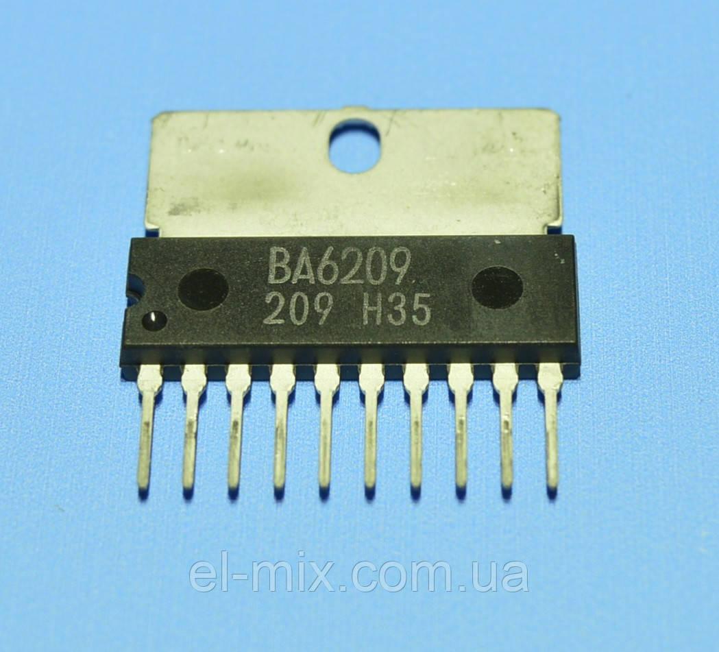 Микросхема BA6209  Rohm
