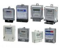 Однофазные электросчетчики