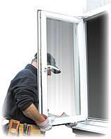 Ремонт и установка металлопластиковых окон