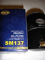 Масляный фильтр SCT SM 137 Ford, Seat, Volkswagen, Jeep, Chrysler