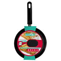 Лучшая сковорода блинная 24см с керамическим покрытием Арт. 0605INKER лучшие сковородки в интернет магазине посуды