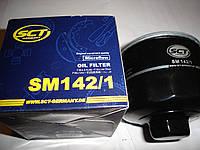 Масляный фильтр SCT SM 142/1 Dacia, Nissan, Opel, Renault, Suzuki