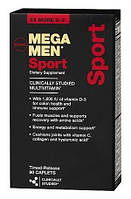 Витамины GNC Mega Men Sport 90 капсул