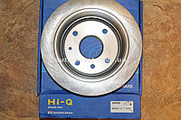 Тормозной диск задний Эванда/Эпика(96389659/96289387) SD3008