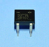Диодный мост dip DB107  SEP