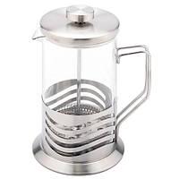 Френчпресс 800мл Арт. 0670L купить заварочные чайники из стекла