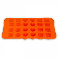Универсальная форма из силикона 22.5*14*1.5см Арт. 7739 купить силиконовые формы для заморозки и выпекания недорого