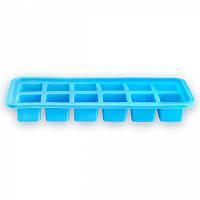 Форма силиконовая для льда 26*11*3см 7741 купить силиконовые формы для льда