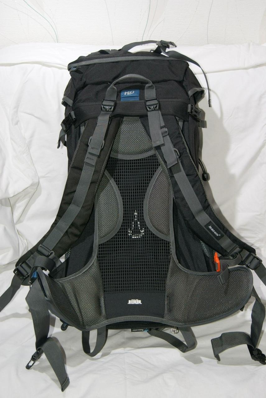 Рюкзак Для Туризма 60 Л. С Поясным Ремнем