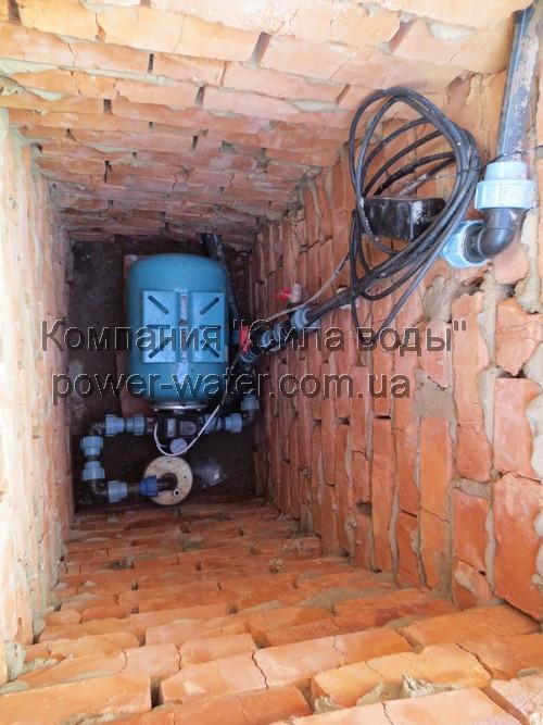 Обустройство скважины на воду Вариант Капитальный 1