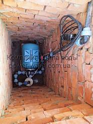 Обустройство скважины на воду Вариант Капитальный 2