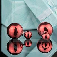 Серьги ювелирные Mise en Dior глянец Арт.032-34SR