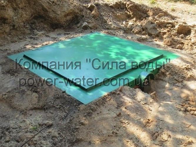 Обустройство скважины на воду Вариант Капитальный