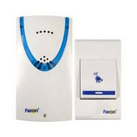 Звонки дверные беспроводные feron