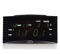 Часы CX 838 электронные, настольные