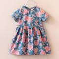 Летнее платье для девочки.Платье на малышку.