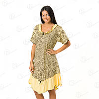 Ночная рубашка леопард Sentina Арт. SNTN-300 ночные сорочки интернет-магазин