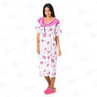 Ночная рубашка Sentina Арт. SNTN-294 турецкие ночные рубашки оптом