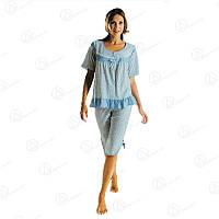 Комплект двойка для дома Sentina SNTN-162 красивые ночные рубашки пижамы