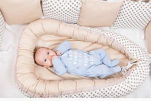 Матрасик-кокон для малыша (Babynest)