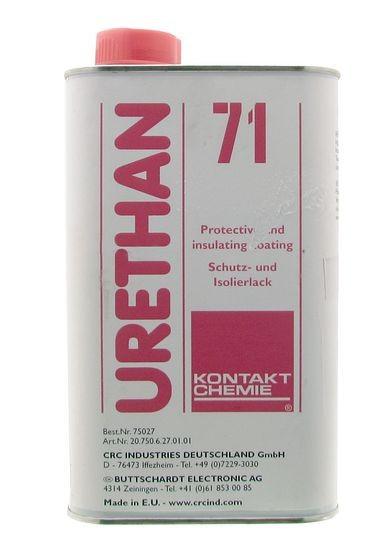 Полиуретановый изоляционный лак URETHAN 71 1000 мл.