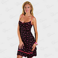 """Турецкая ночная рубашка Украина """"ONDER ISIK"""" ONDR9135 продажа ночных сорочек опт"""