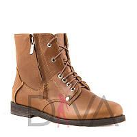 Ботинки женские зимние Арт.7008-maboz купить ботиночки итальянский дизайн