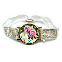 Часы лучшие женские GENEVA Арт. 030-7gen часы копии цена