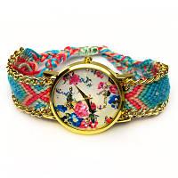 Отличные часы женские Geneva Арт. 029-2gen купить ручные часы оптом недорого