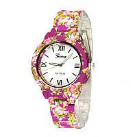 Стильные часы женские Geneva gen024-8